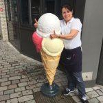 Openingstijden van Pizzeria Trattoria La Barca in Goes voor een ijsje aan het loket